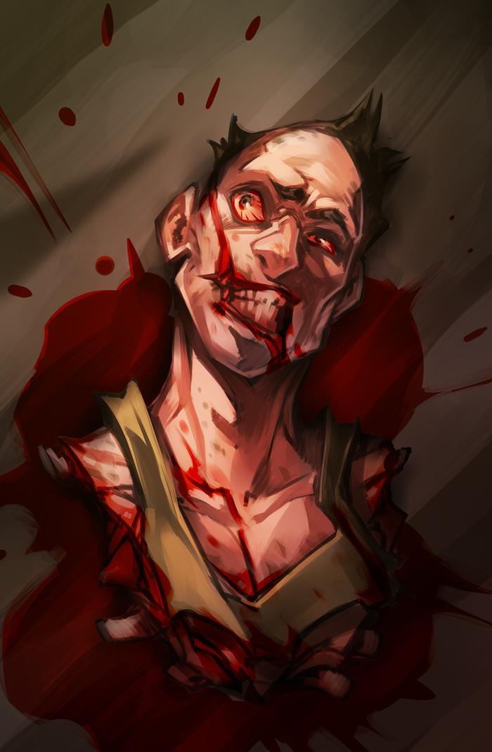 Jerome brulin zombield