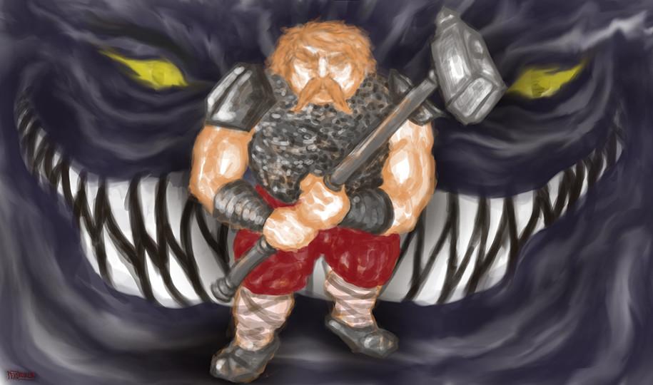 "The ""shop"" (Šop, шоп) barbarian"