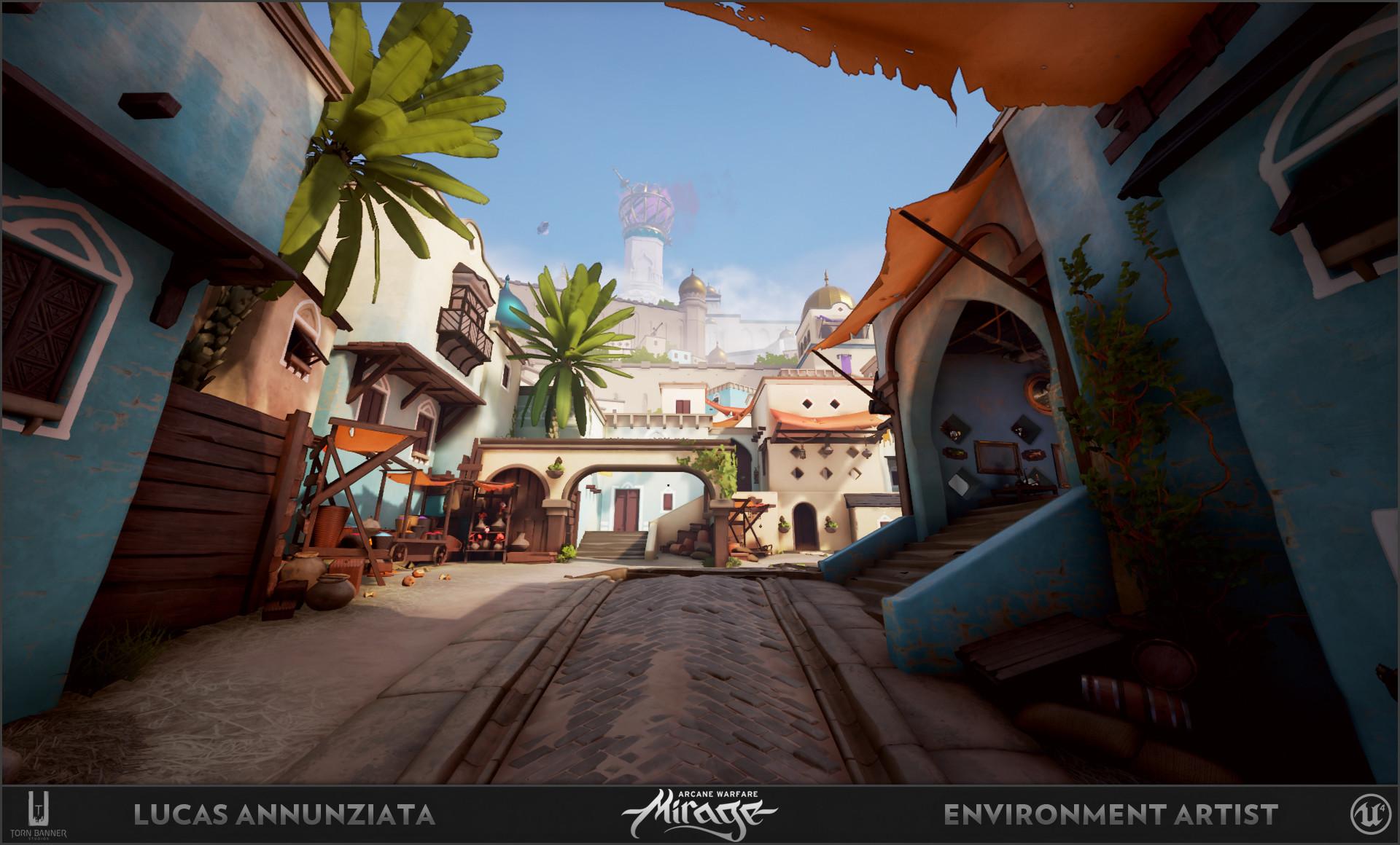 Lucas annunziata bazaar 8