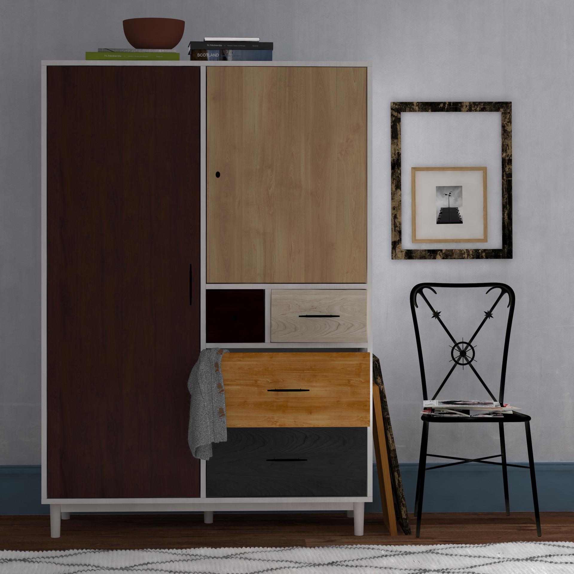 Superbe Max Holzer Interior Closet 141025 Vrayglobalillumination