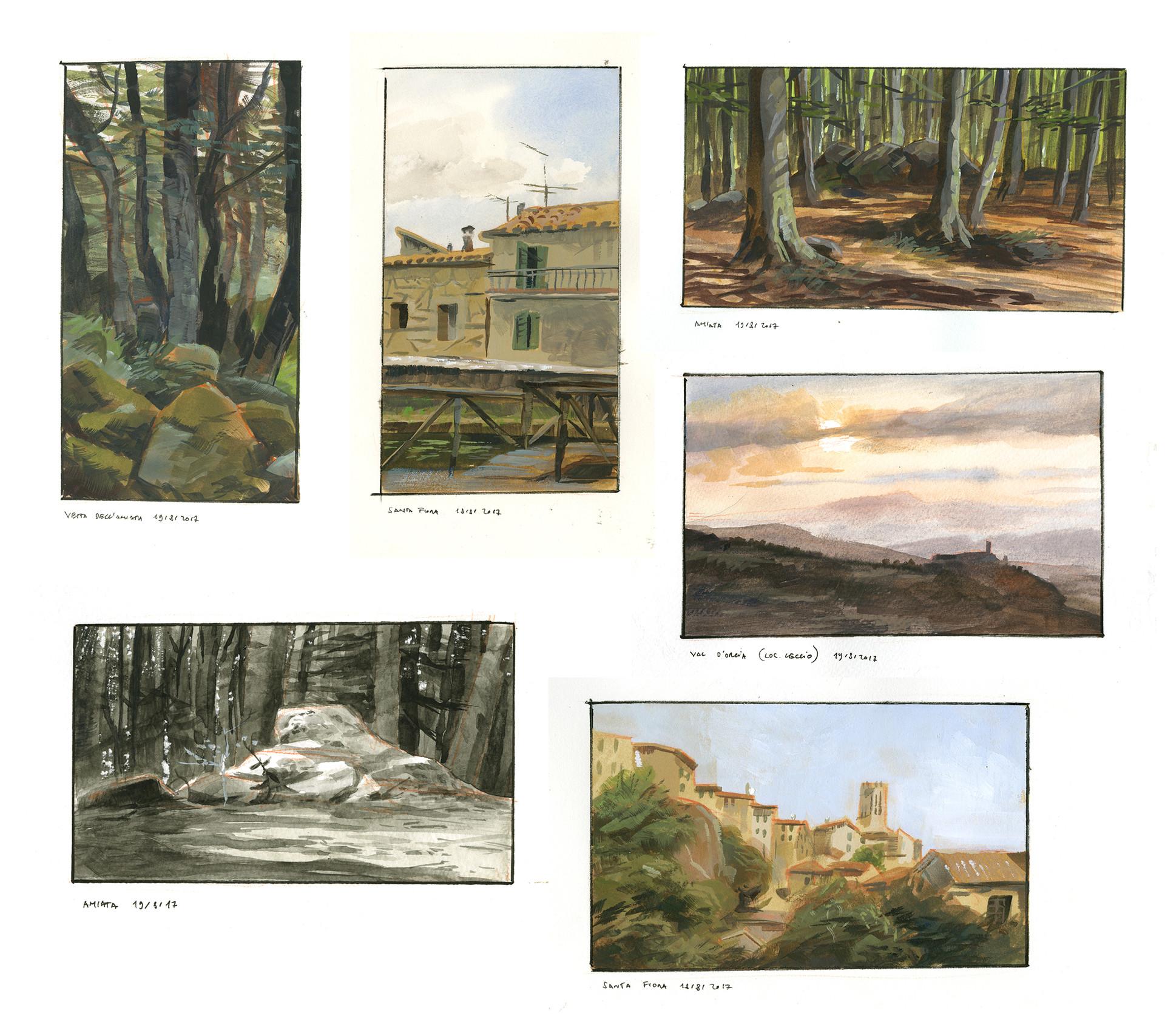 Roberto ricci collage