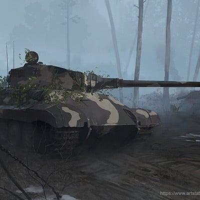 Mateusz michalski king tiger 2