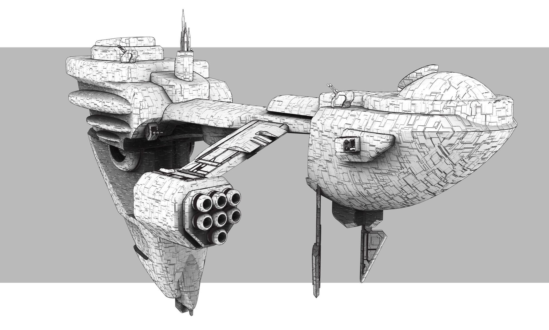 Alejandro gonzalez star wars concept art ef97 b