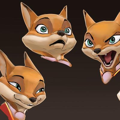 Loic liok bramoulle smks foxy facial 001