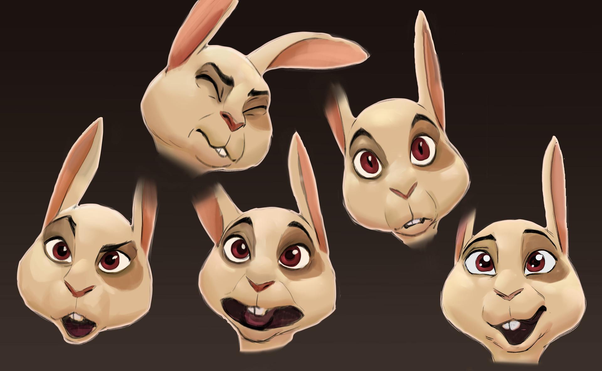 Loic liok bramoulle smks bunny 001 facial