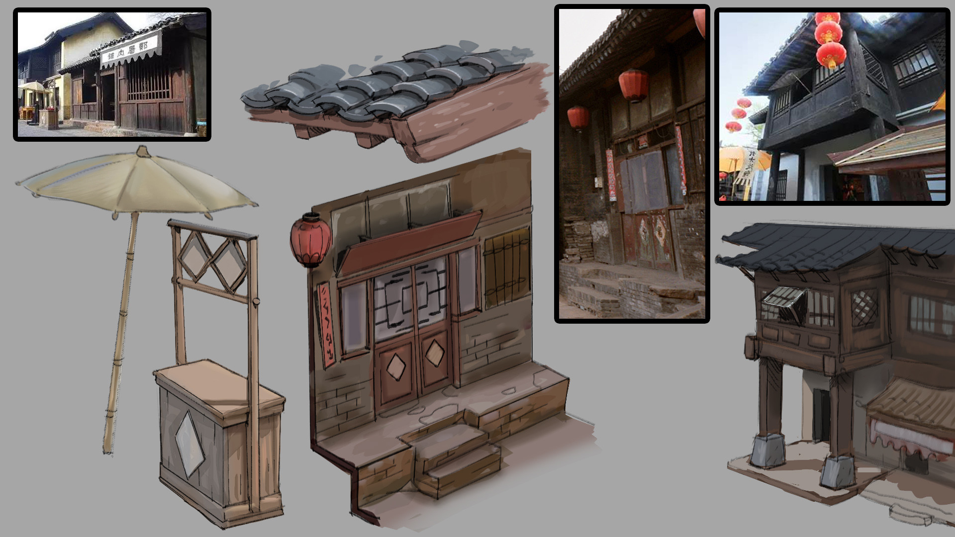 Loic liok bramoulle story enviro sketches 04