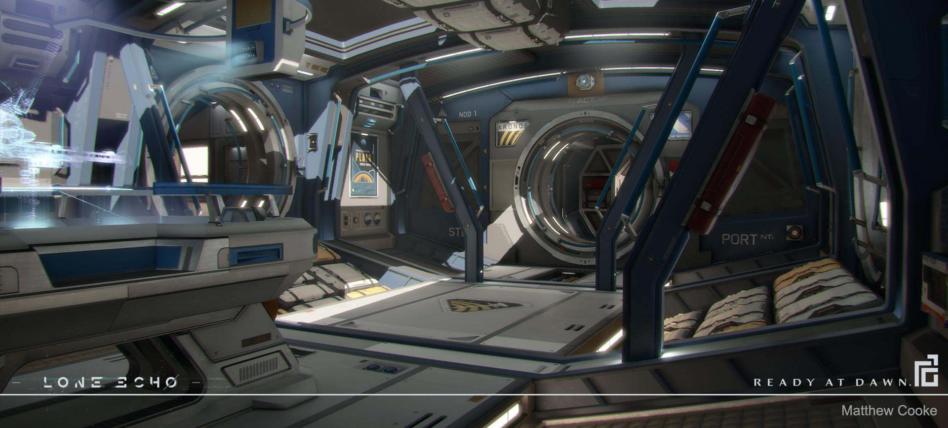 Matthew cooke lone echo screenshots 01