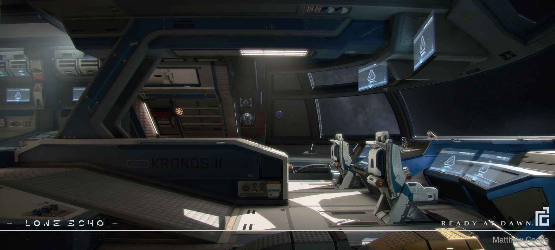 Matthew cooke lone echo screenshots 02