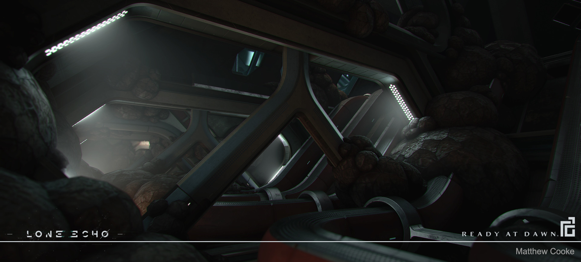 Matthew cooke lone echo screenshots 13