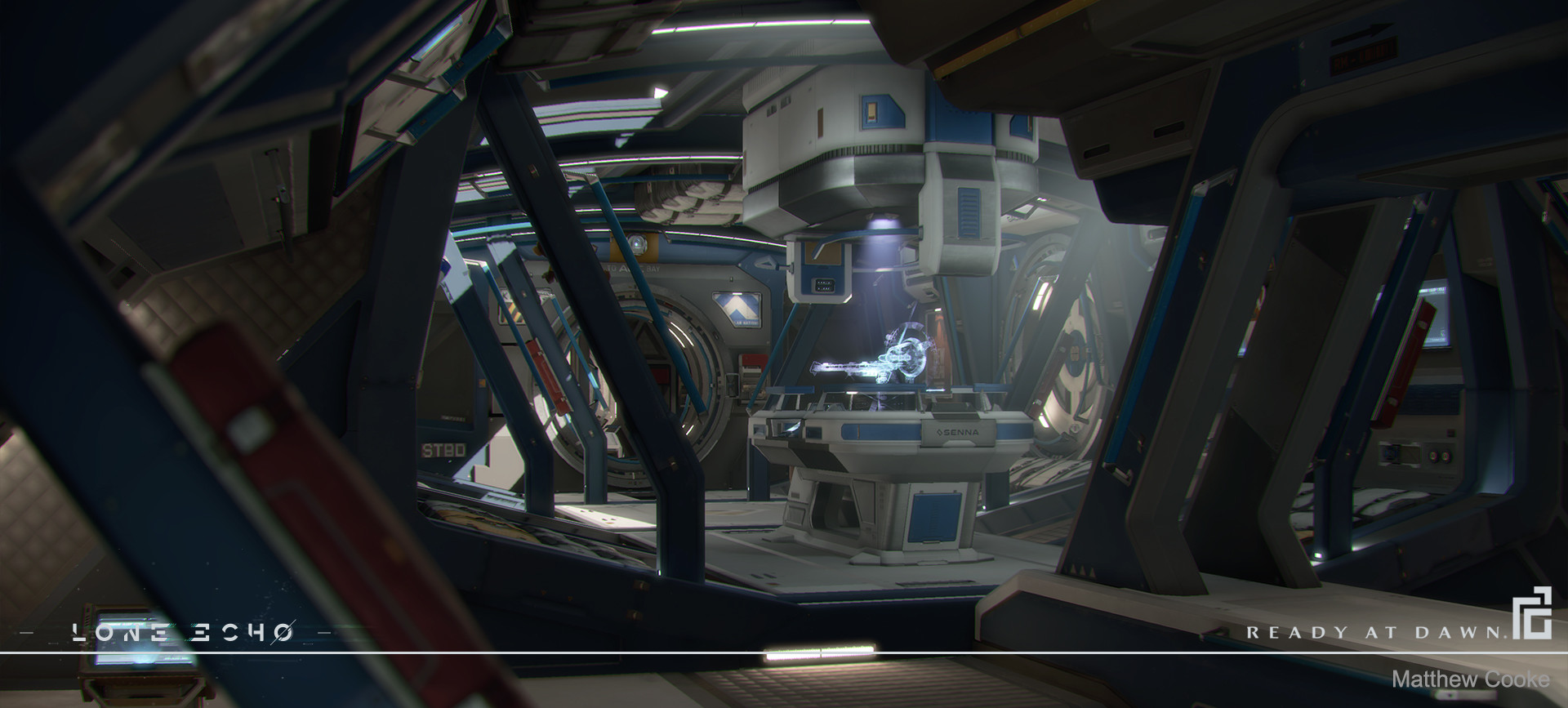 Matthew cooke lone echo screenshots 04