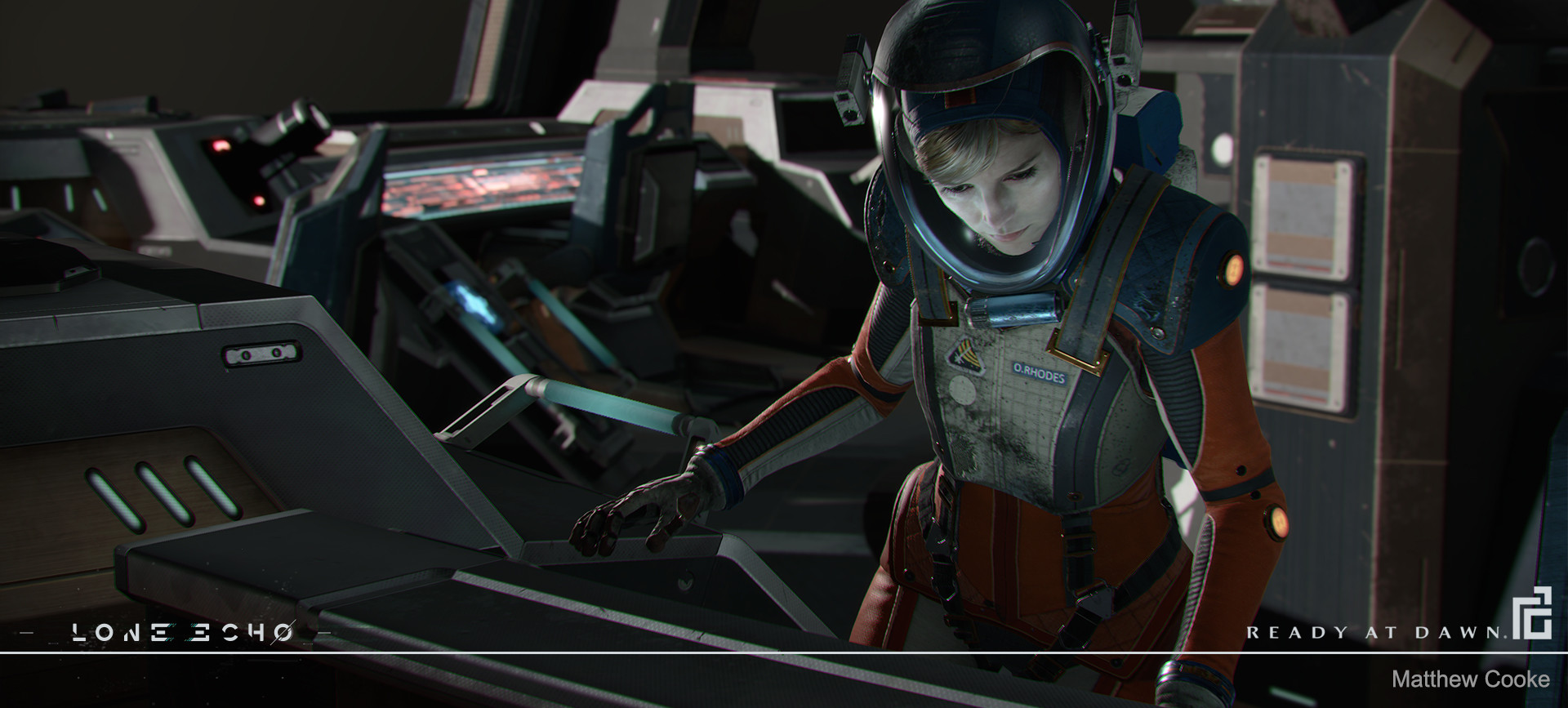 Matthew cooke lone echo screenshots 21