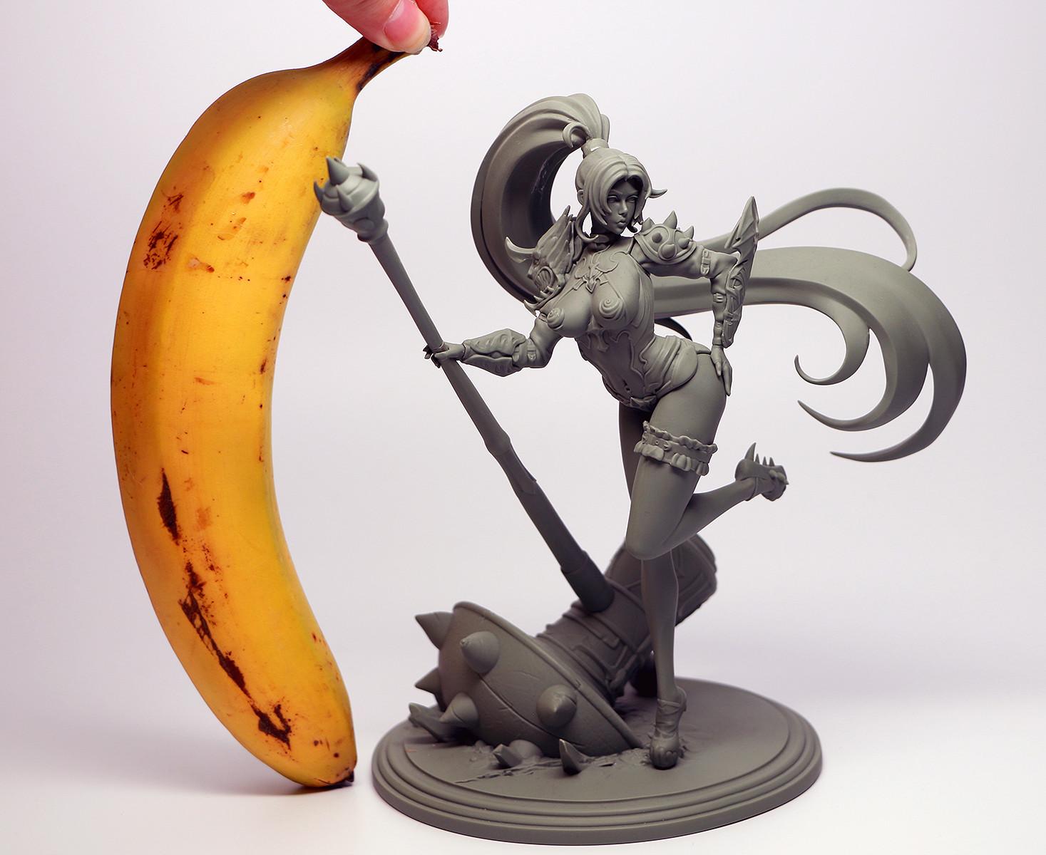 Layna lazar banana