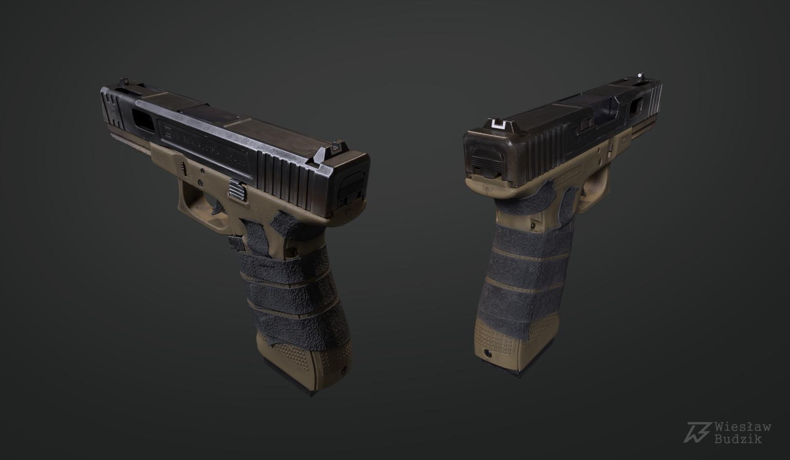 Wieslaw budzik glock 14