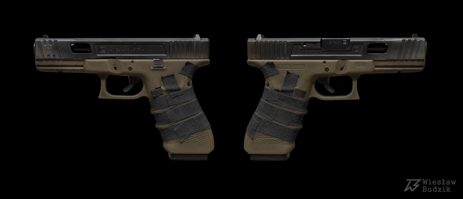 Wieslaw budzik glock 13
