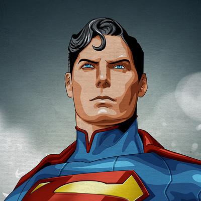 Vassilis dimitros superman christopher reeve tribute