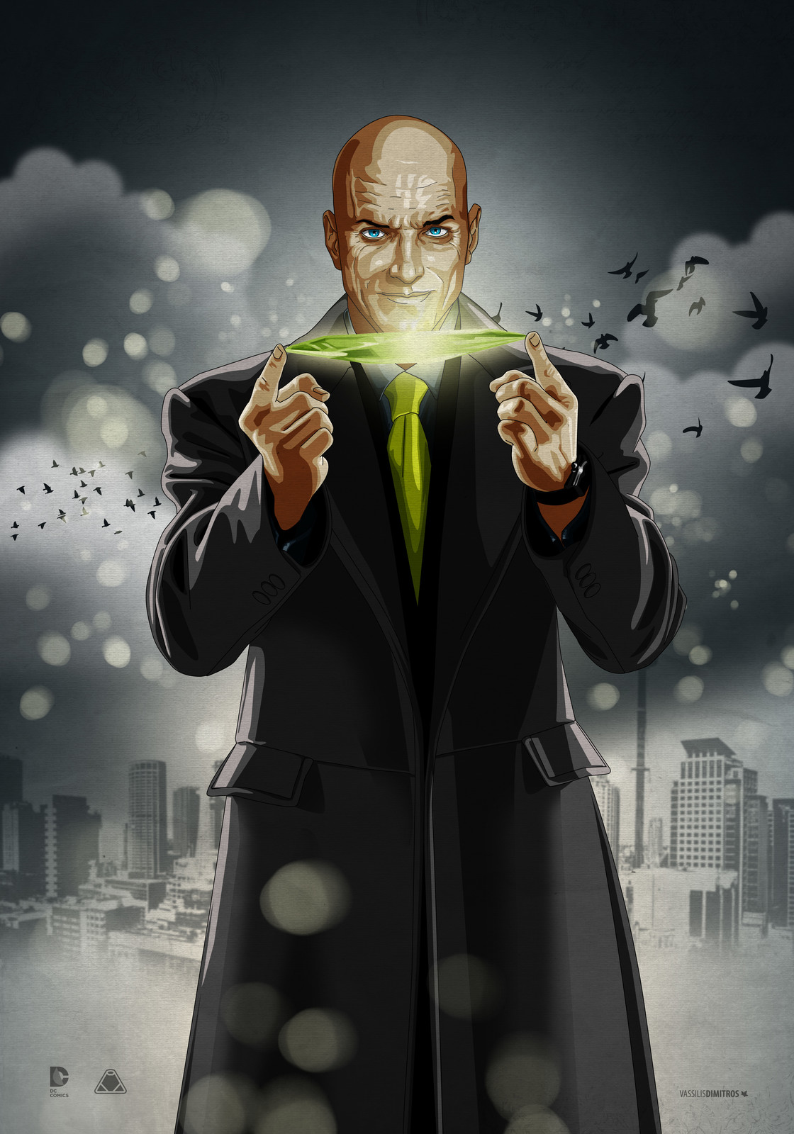 Lex Luthor (Lee Bermejo Tribute)