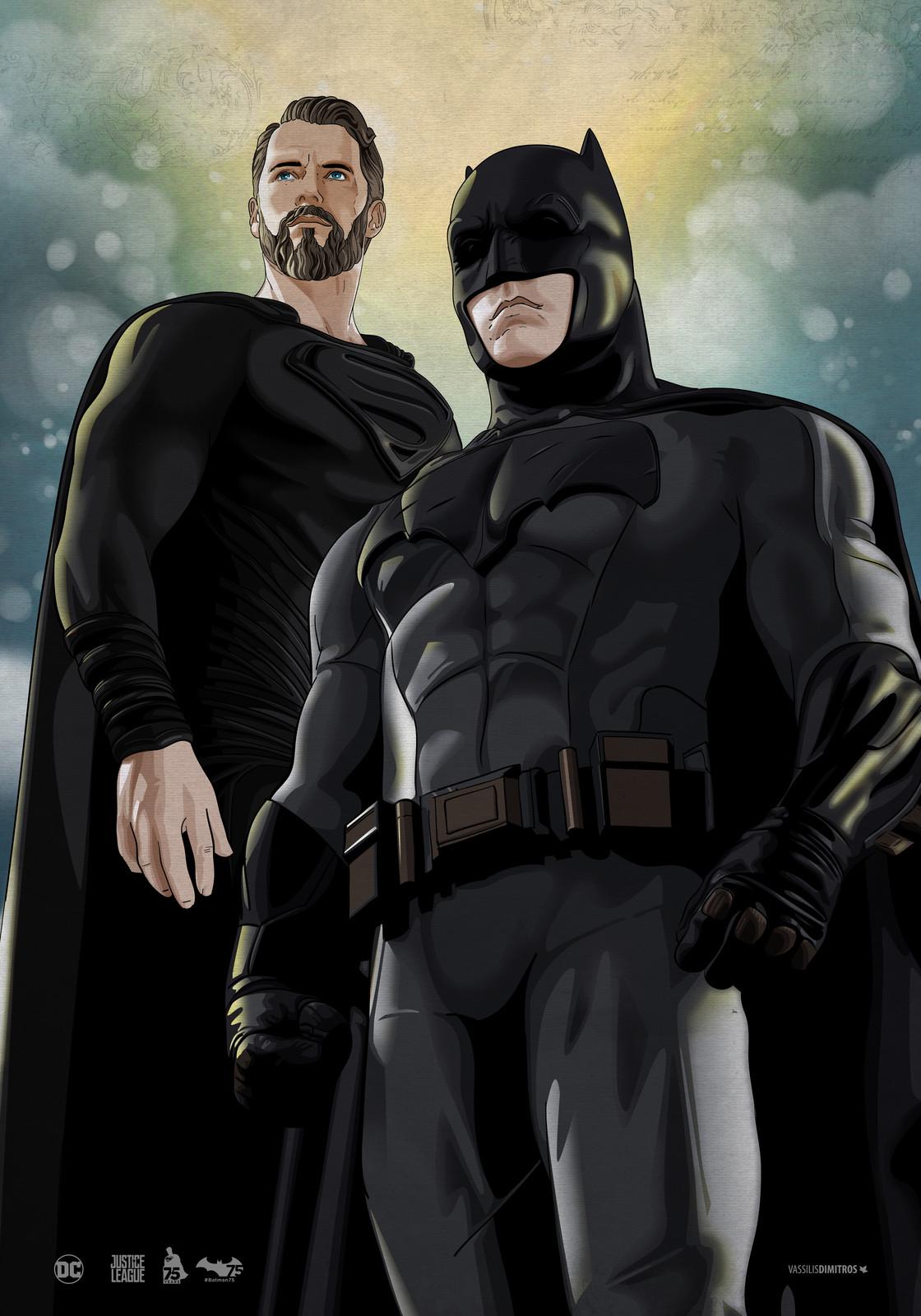 Justice League Version