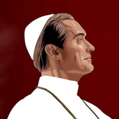 Vassilis dimitros the young pope by dimitrosw daxl2yq