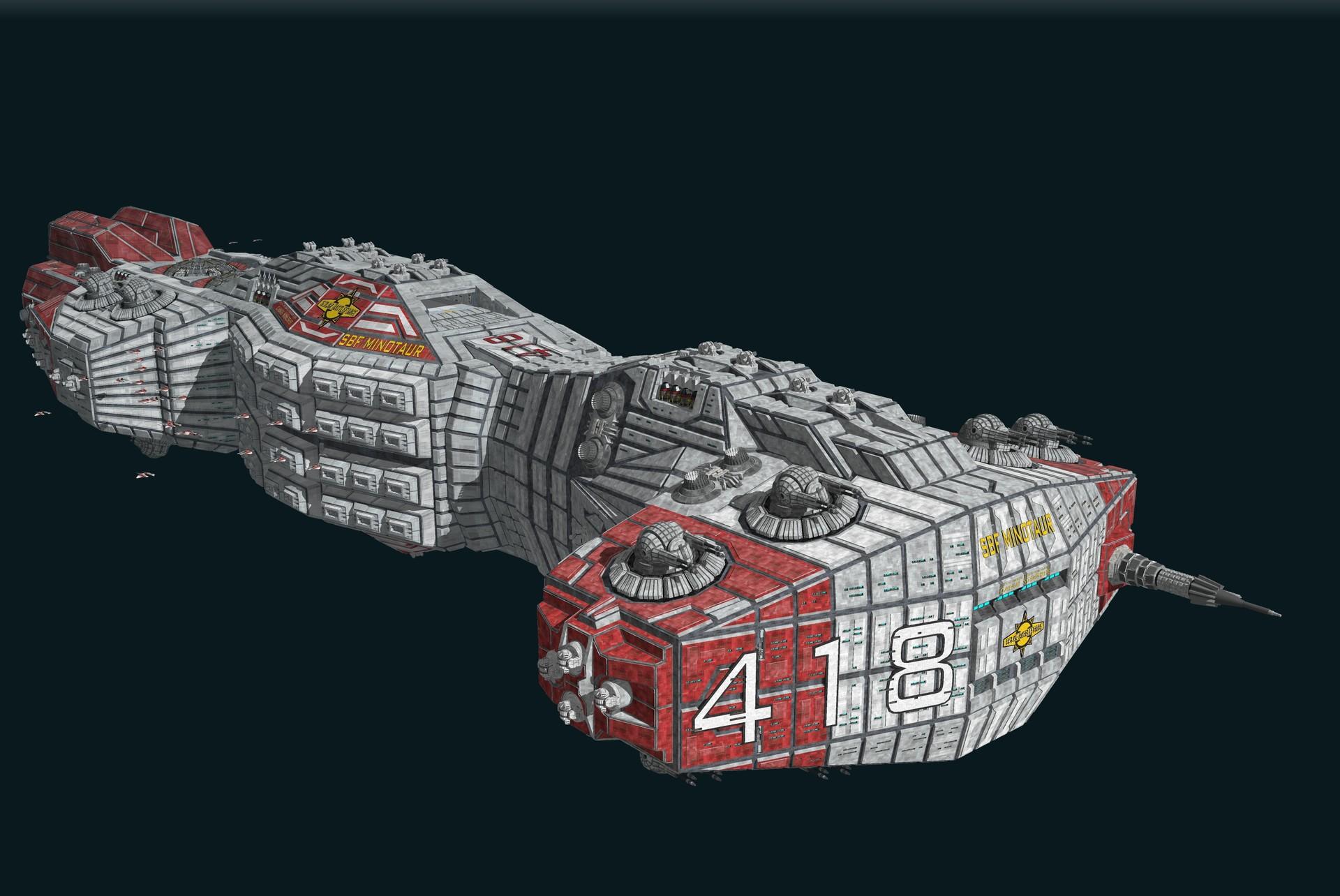 Joachim sverd carrier strike ship19