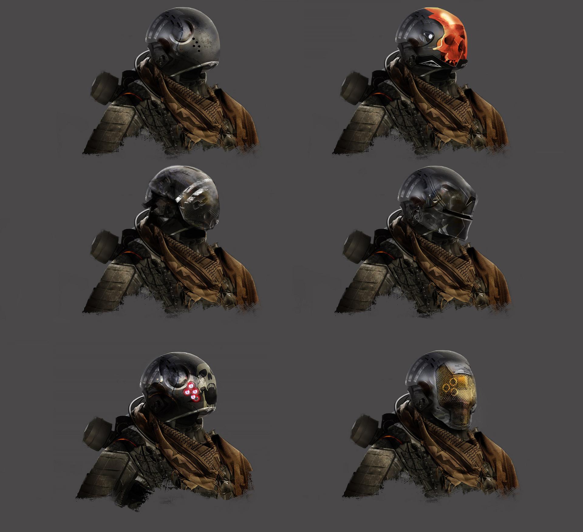 Oleg danylenko soldier helmets
