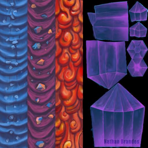 Gem Forge Texture