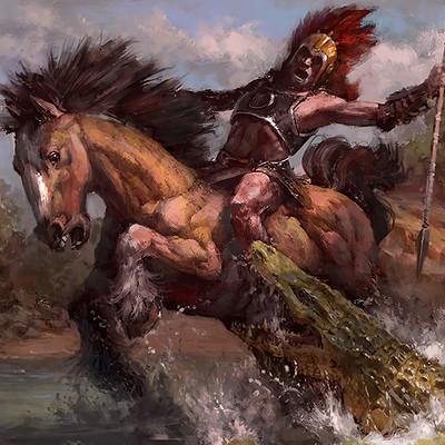 Neil kairanna murlock warriorf