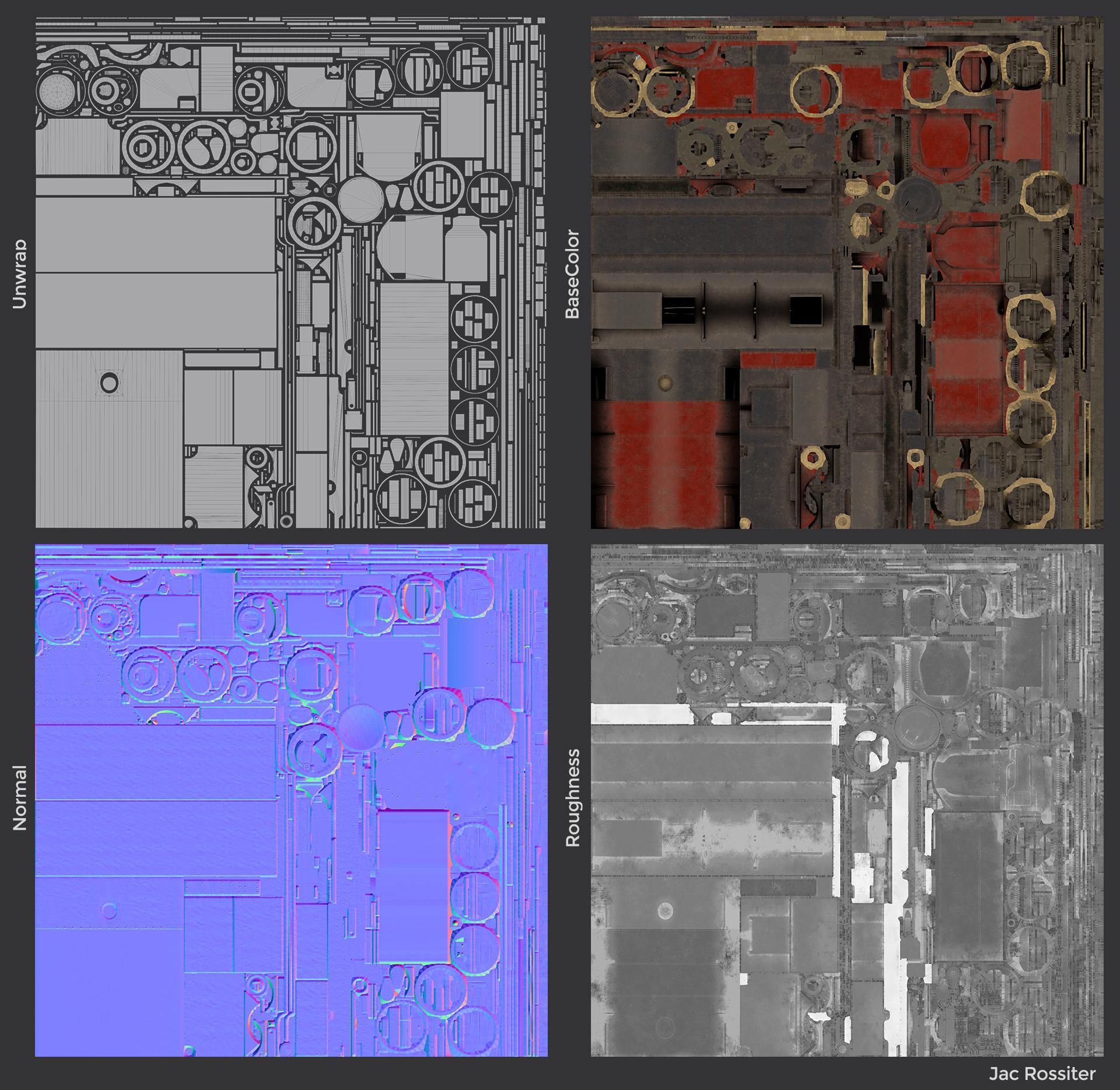 Jac rossiter texture sheet