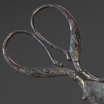 Old Scissors