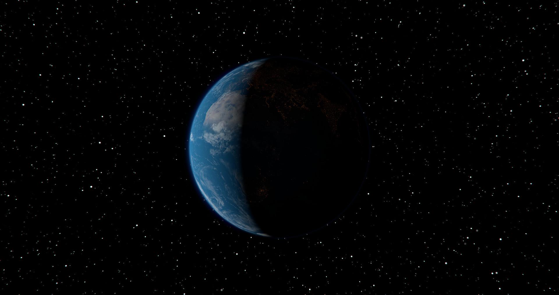 ArtStation - The Earth, Fatih Ünal