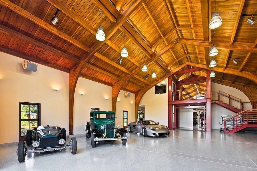Main source inspiration: Eckford Residence barn / garage