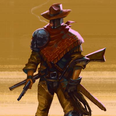 Mathieu chevalier cowboy