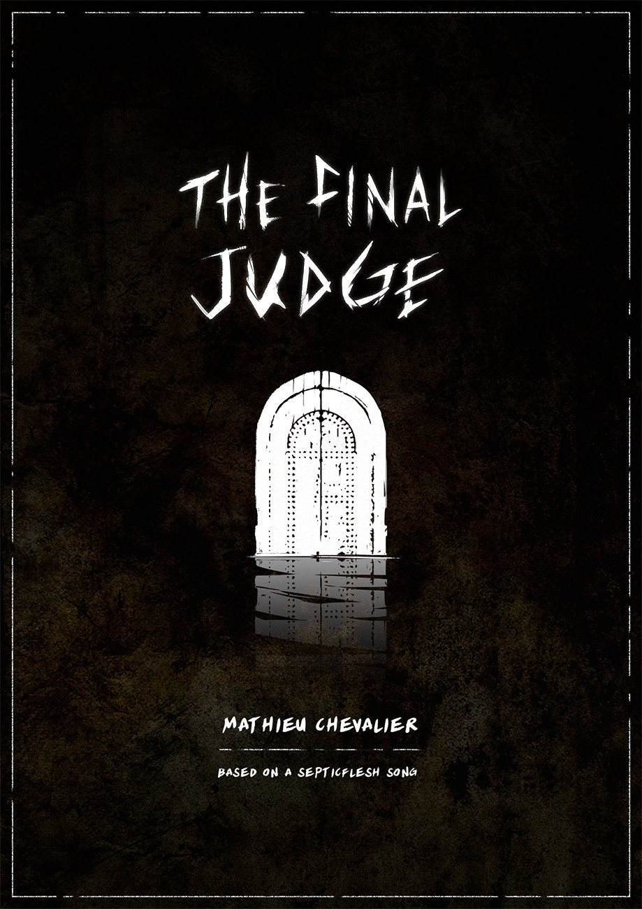 Mathieu chevalier the final judge 0