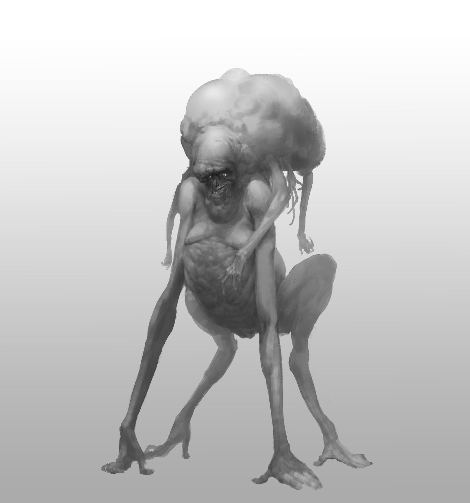 Charidimos bitsakakis creature 2