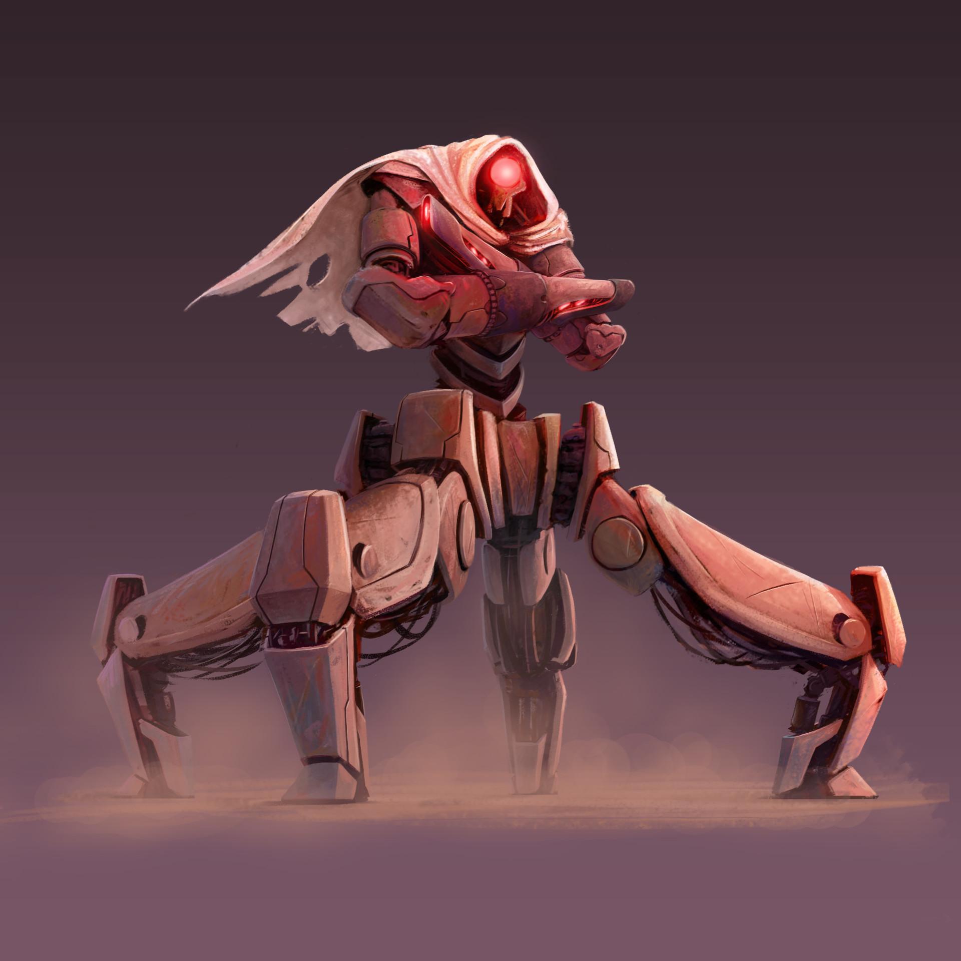 Olivier babu cdc robot final