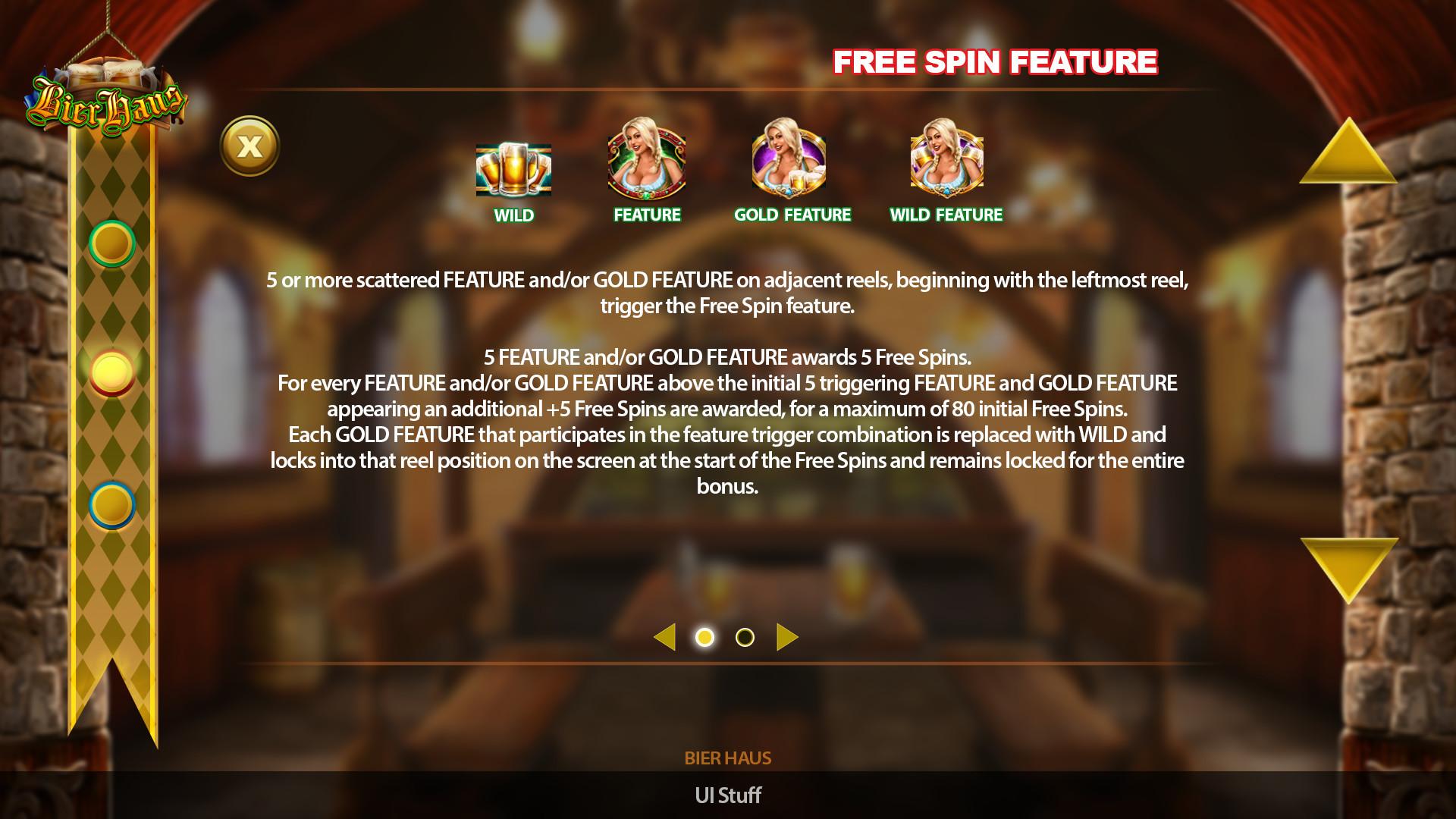 Maria tartaglia hp free spin feature page 4