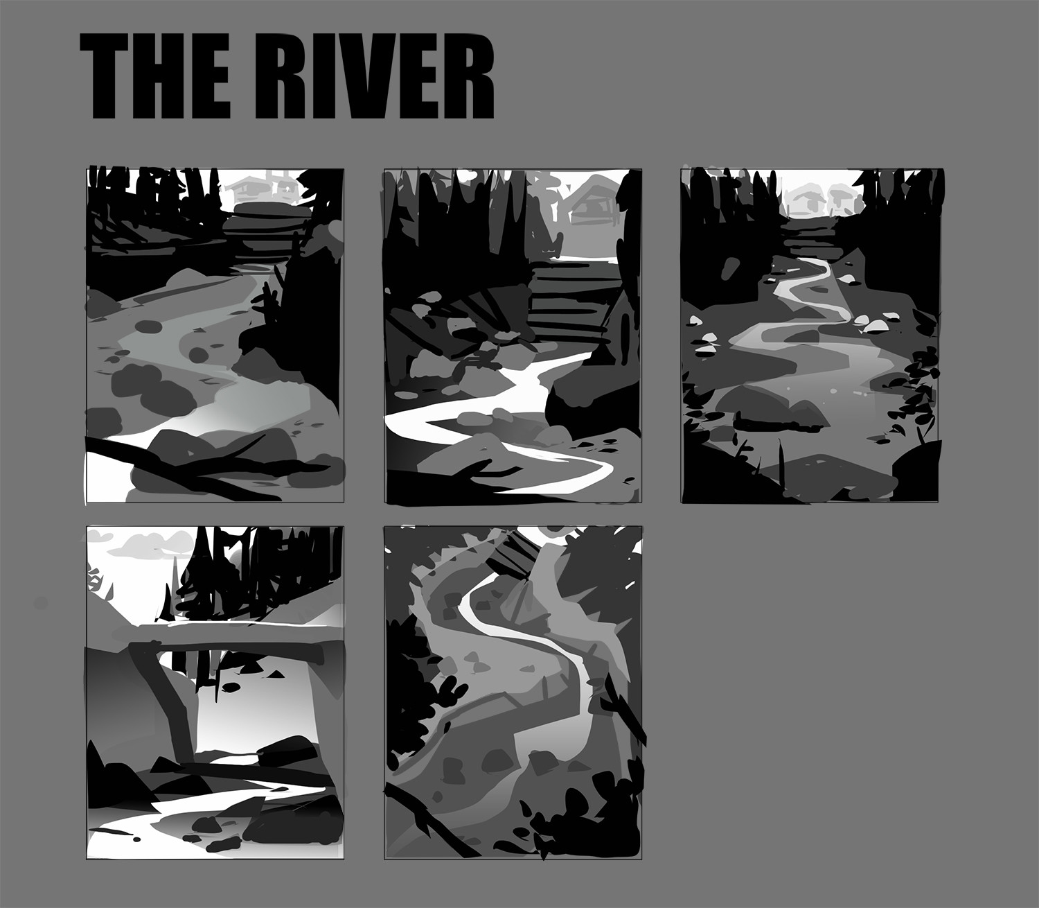 Jason rumpff river sketches