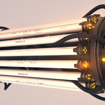 Roman boichuk portal capsule test render