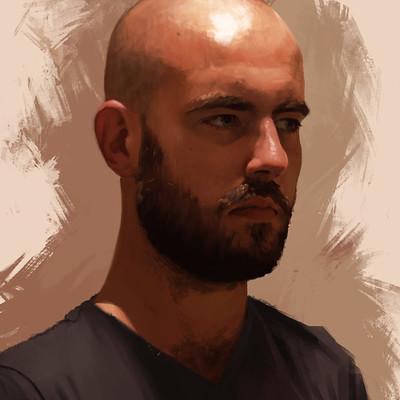 Thomas bignon 11 autoportrait