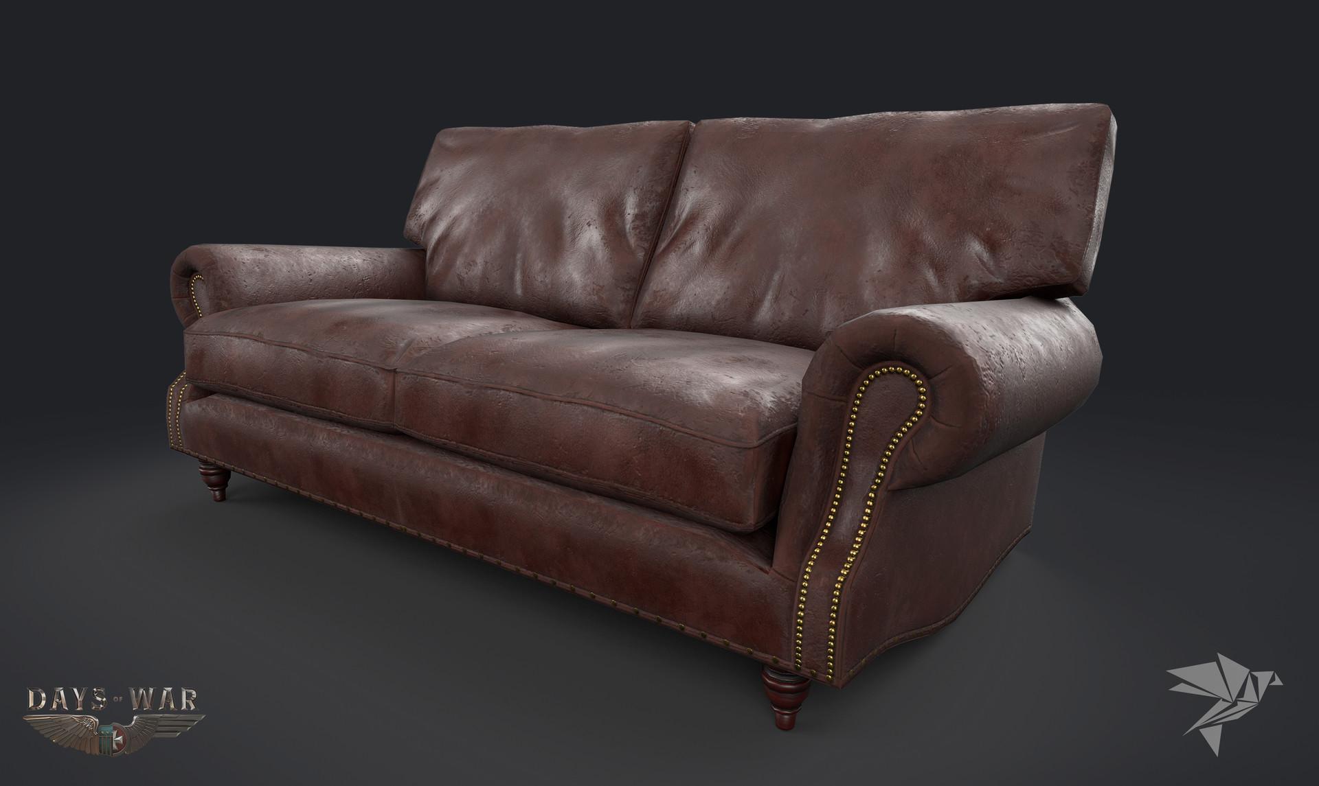 Mark ranson sofa