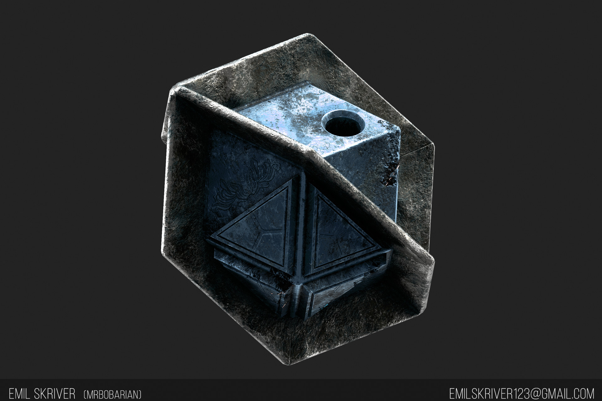 Emil skriver power gadget render03