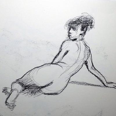 Gilles beloeil figure drawing6
