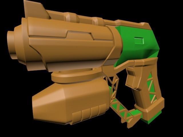 Duncan ecclestone inverter pistol 009