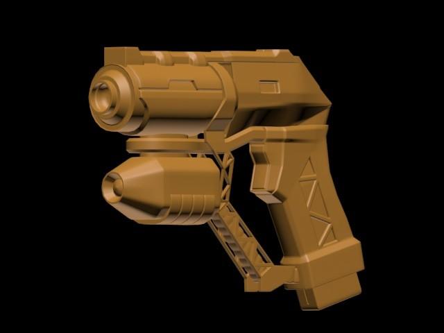 Duncan ecclestone inverter pistol 010