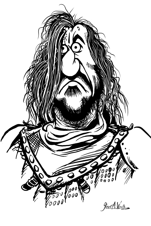 Joseph wraith the hound 1000