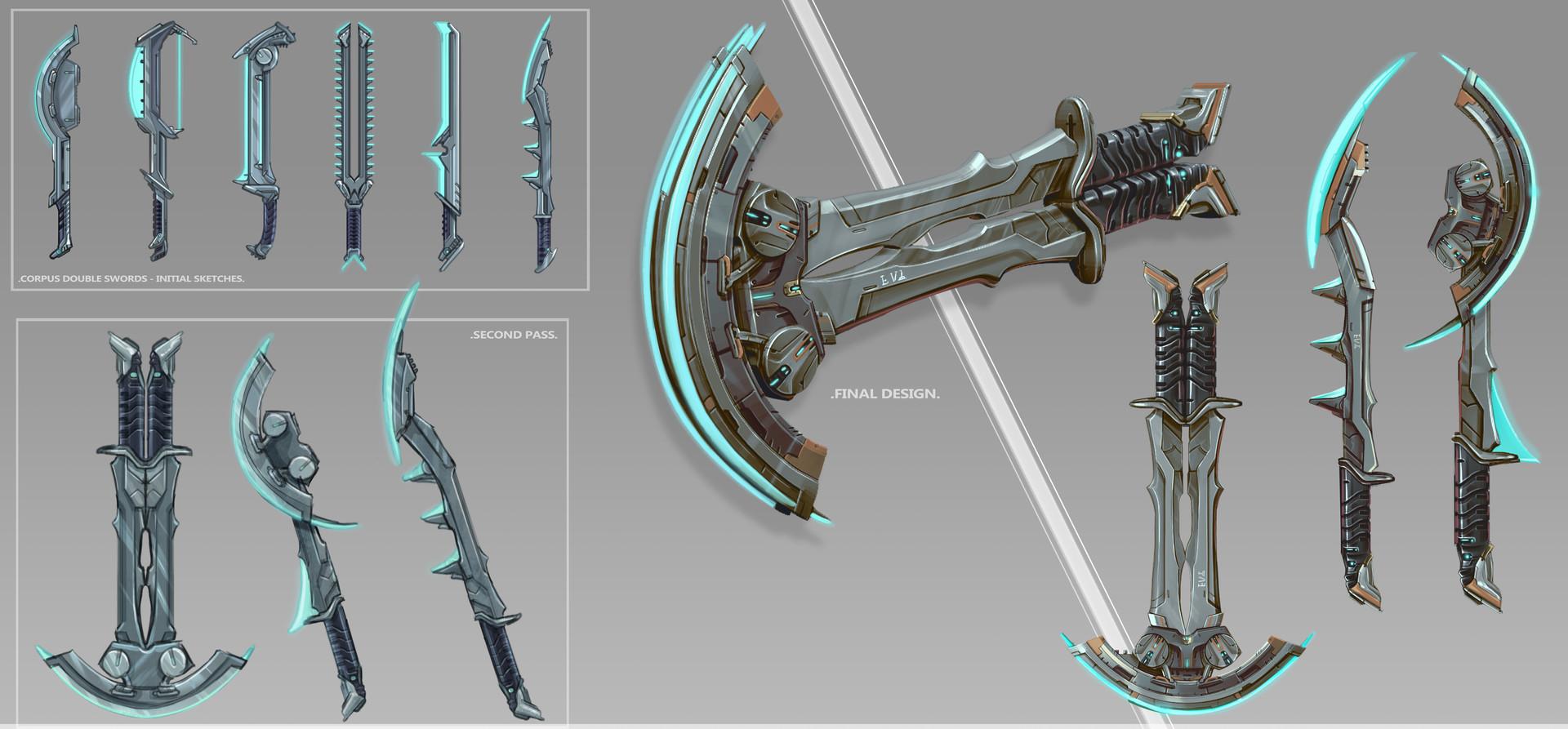 Marco hasmann corpus sword comp