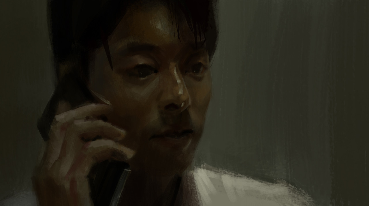 Train to Busan sketch