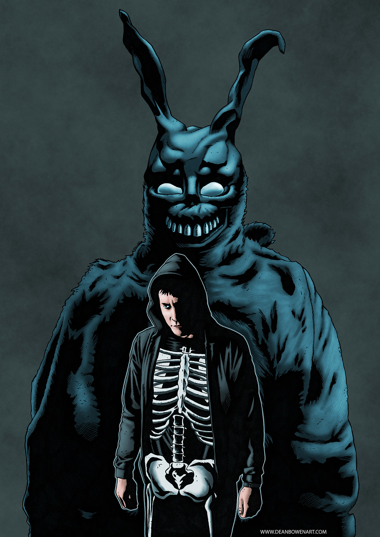 Dean bowen donnie darko