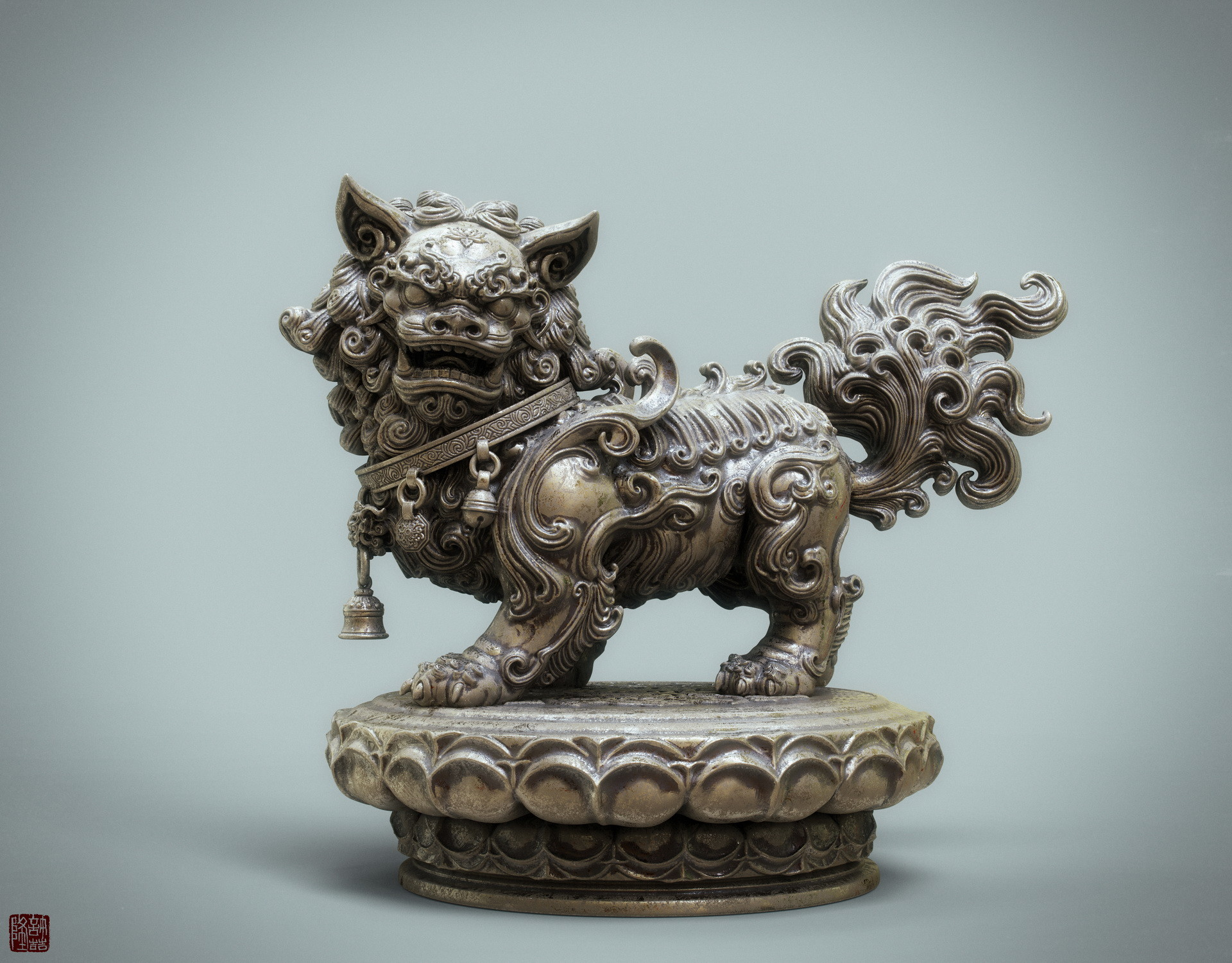 Zhelong xu lion2 ex websize2