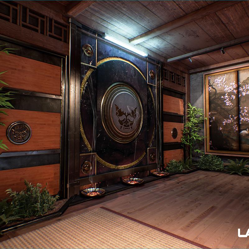 Lawbreakers - Redfalls: Hallways