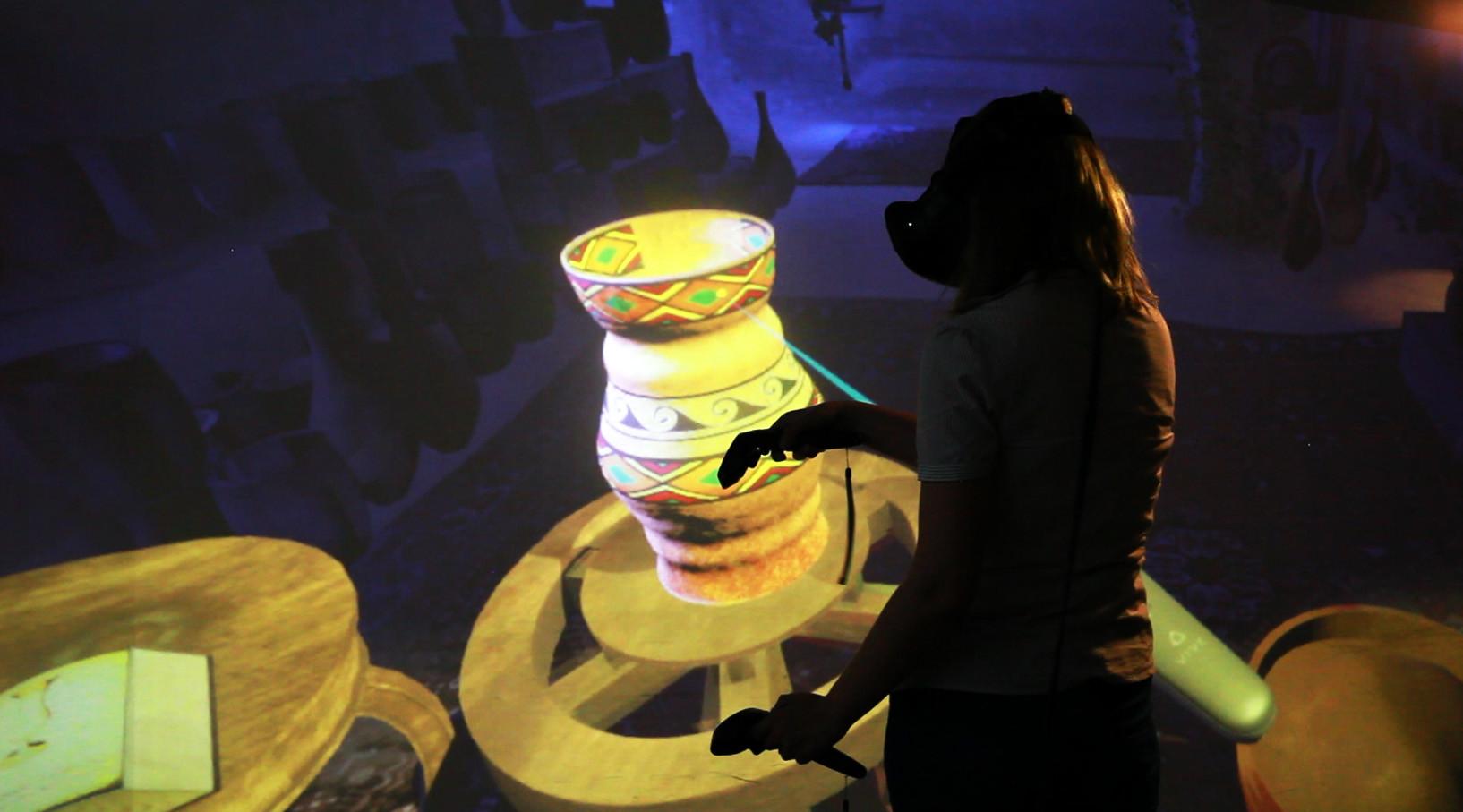 VR Pottery